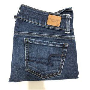 American Eagle Artist Jeans Size 2 Short EUC